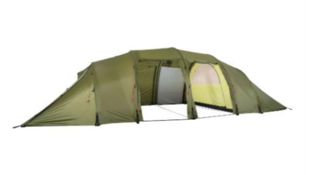 Valhal er et 8 personers telt fra Helsport