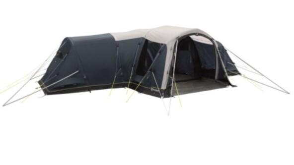 Outwell Grandville 8 personers telt er et familietelt af højeste kvalitet