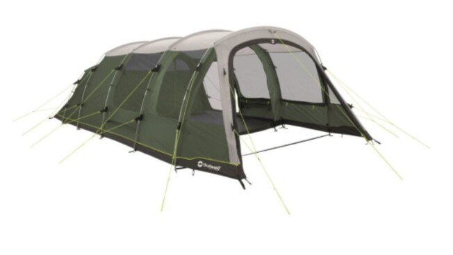 Outwell Winwood er et stabilit og budgetvenlige 8 personers telt.