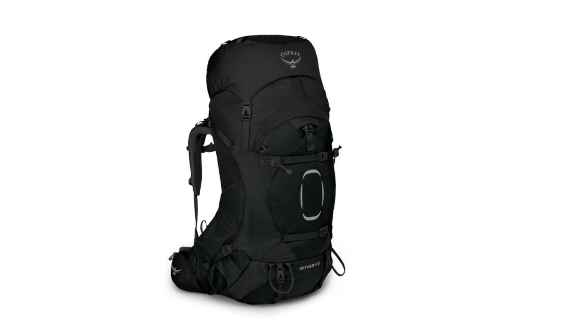 Osprey Aether er en god backpacker rygsæk.